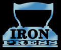 Iron Press Logo
