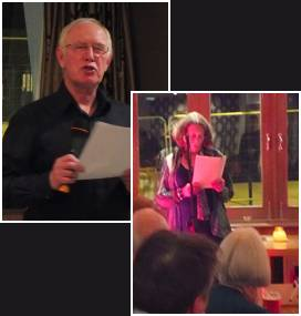 Reading at the Salt House